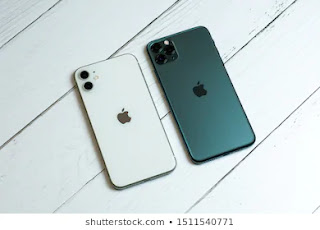 IPhone 11and IPhone 11pro max