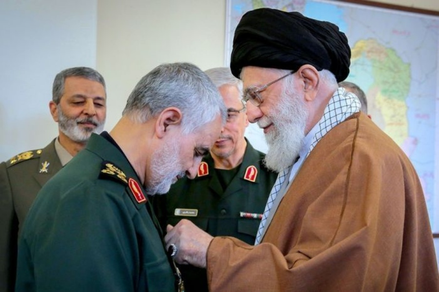 Qasem Soleimani, Iran, World War 3