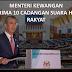 MENTERI KEWANGAN TERIMA 10 CADANGAN SUARA HATI RAKYAT ~ YB Tengku Dato' Seri Zafrul