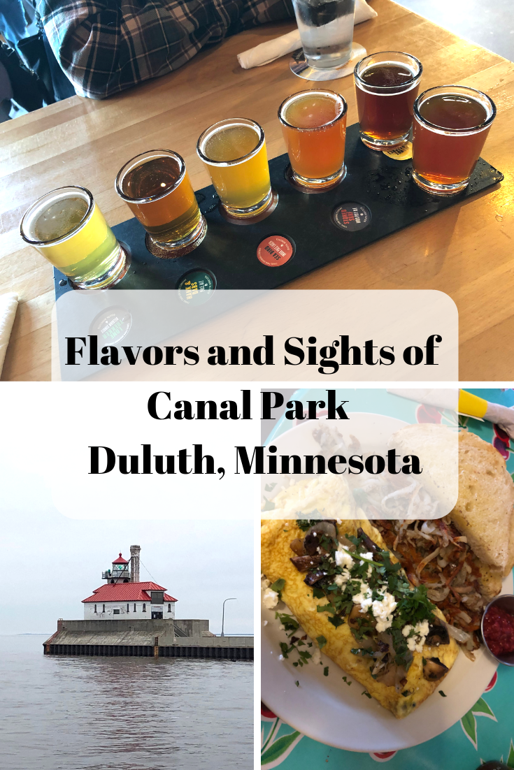 Exploring the Flavors and Sights of Canal Park in Duluth, Minnesota
