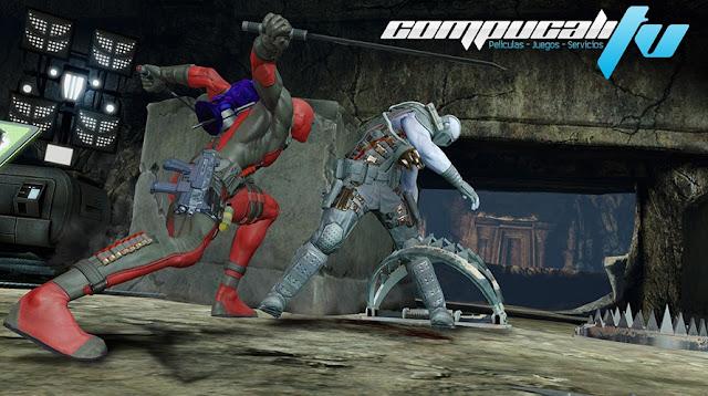Masacre Deadpool Xbox 360 Español Región Free XGD3