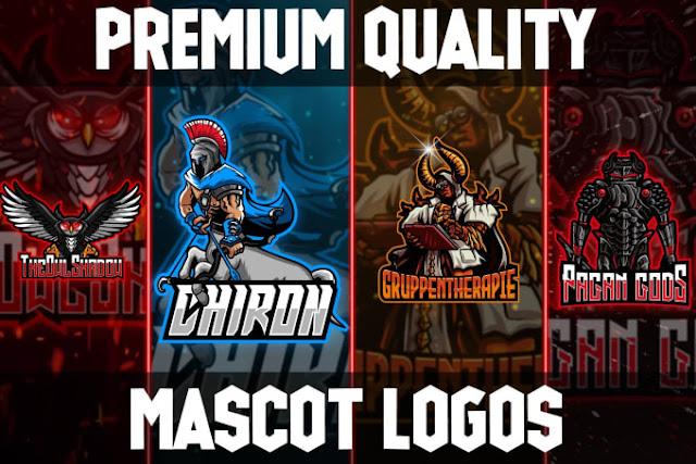 I will design a unique sports, mascot, esports and gaming logo