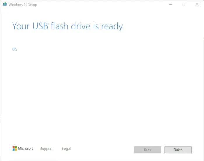 قم بتثبيت Windows 10 2021 الخطوة 8