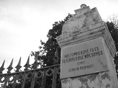 03 personalidades maranhenses sepultadas no Cemitério do Gavião