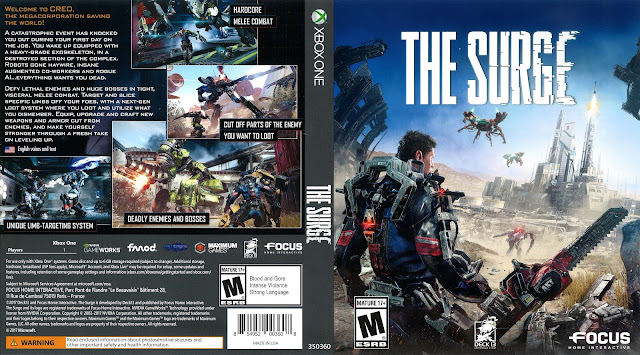 The Surge Xbox One