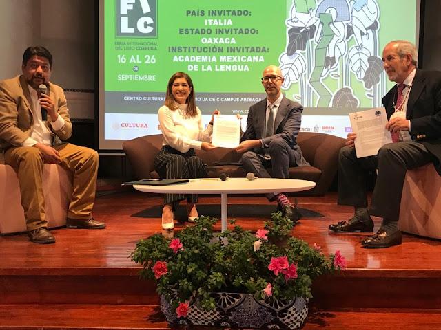 """La Feria Internacional del libro de Coahuila """"sigue un curso firme y cauteloso"""""""