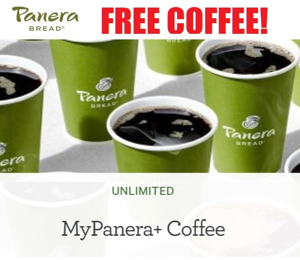 Free Month of Unlimited Coffee at Panera Bread!!! - THE ...