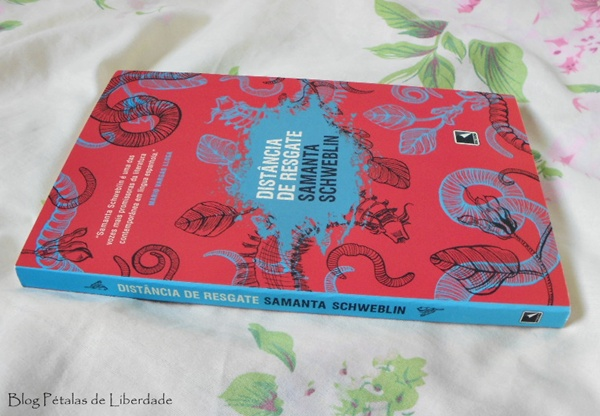 Resenha, livro, Distância de resgate, Samanta Schweblin, Editora Record