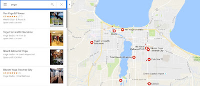 Google Maps Search Marketing
