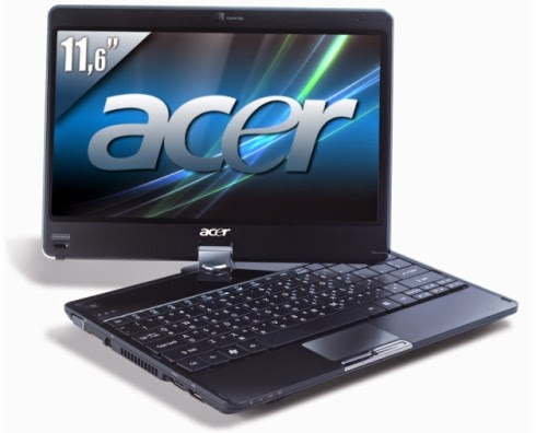 Acer aspire 1420P Laptop Specifications, review and driver download