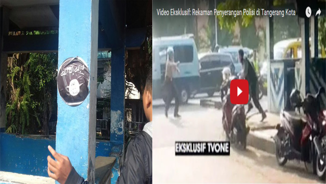 Polri Sebut Pelaku Penyerangan 5 Polisi di Tangerang Diduga Pengikut ISIS