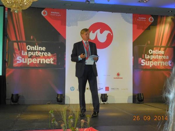 Steven van Groningen, CEO Raiffeisen Bank Romania