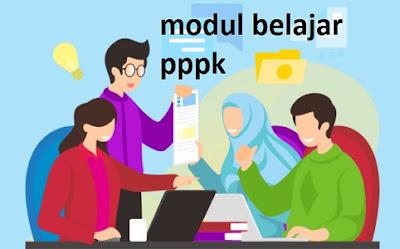 Download Modul Belajar Mandiri PPPK Untuk Guru Sejarah