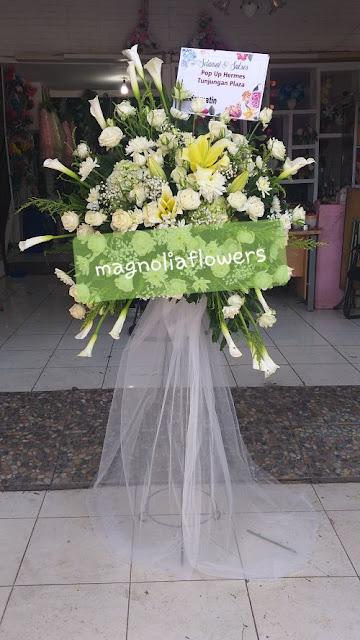 toko bunga murah standing, toko bunga area surabaya, bunga mawar surabaya
