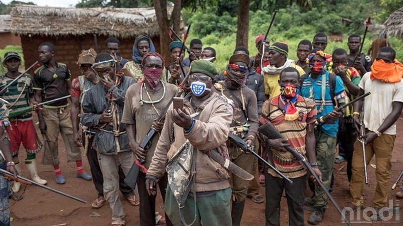 kelompok milisi pemberontak anti pemerintah republik afrika tengah