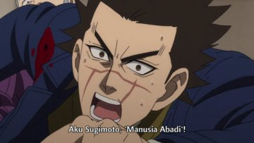 Golden Kamuy Season 2 Episode 5 Subtitle Indonesia