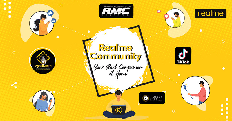 Realme PH launch online content series to fight quarantine boredom