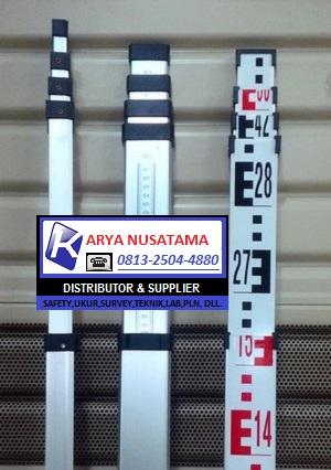 Jual Rambu Ukur 7meter Untuk Mebidik Garis di Papua