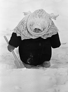 Лютый холод