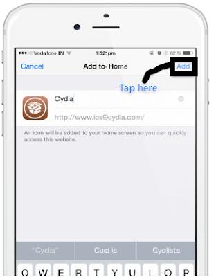 cydia iOS 9.3 jailbreak