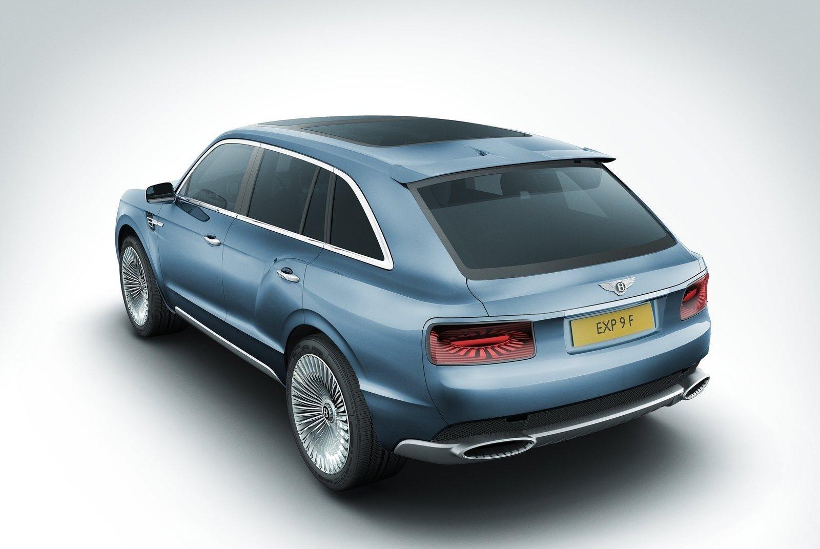 Bentley SUV Concept