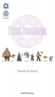 Pixel Summoner Apk v1.1.1 Mod Unlimited Money Terbaru