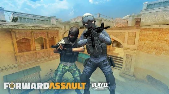 Forward Assault MOD APK Download for Android IOS