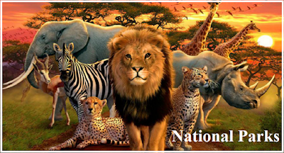 National Park of India  , State wise list and Tricks to Remember National Parks in India