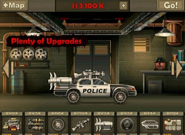 Earn to Die 2 Mod Apk 1.4.18 Latest (Unlimited Money)