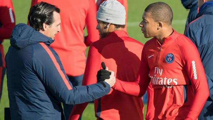 Mbappé can mark an era at Real Madrid, says Unai Emery