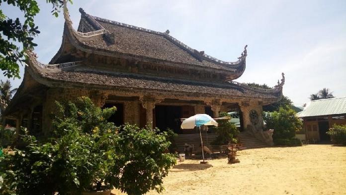 Dịch vụ du lịch Phú Yên - Chùa Thanh Lương