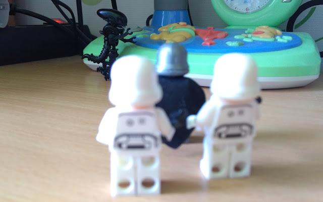 Лего Чужой, лего шутрмовики, купить