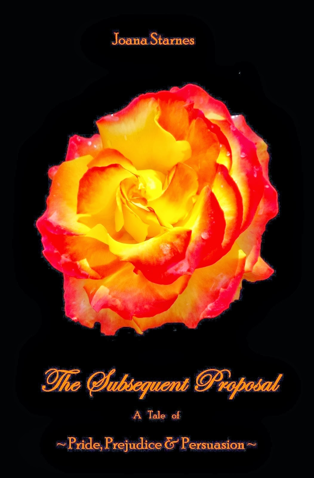 Book cover - The Subsequent Proposal by Joana Starnes