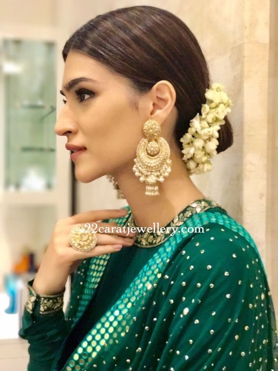 Bollywood Actresses in Heavy Earrings