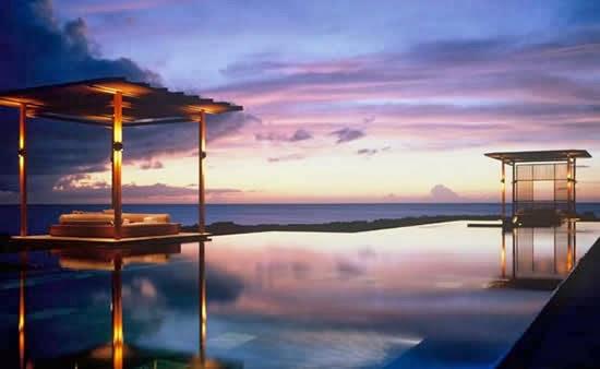 Amanyara Resort Caribbean Infinity Pool