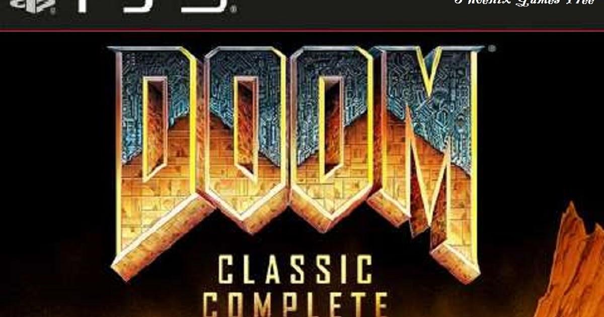 Phoenix Games Free Descargar Doom Classic Complete Ps3