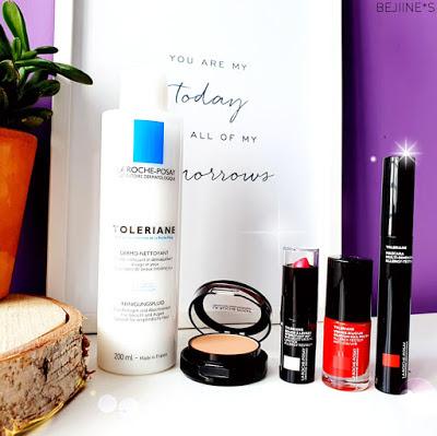 Blog PurpleRain Routine soin et maquillage La Roche-Posay
