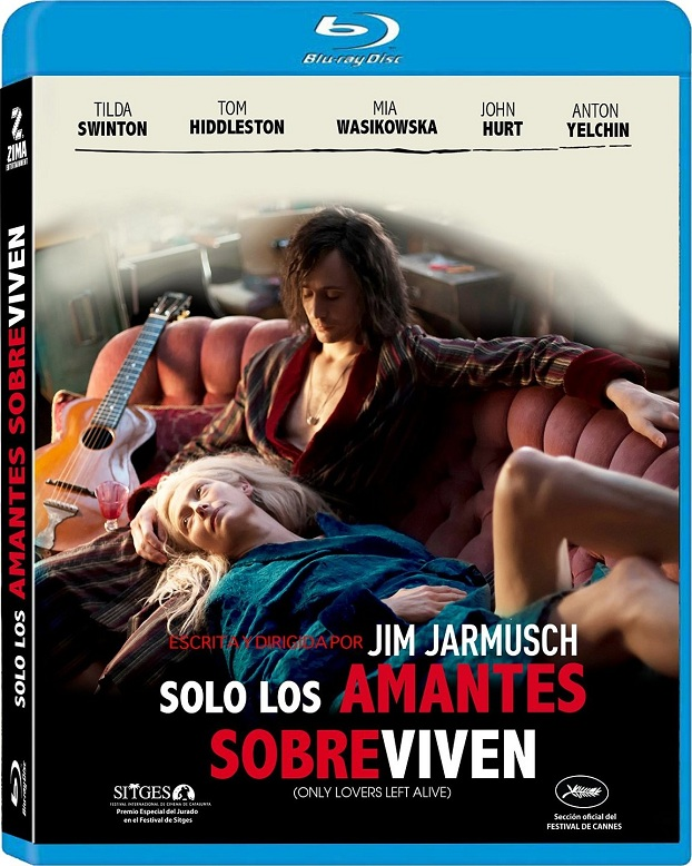 Only Lovers Left Alive (2013) Audio Latino BRRip 720p Dual