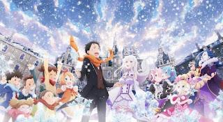 Re:Zero kara Hajimeru Isekai Seikatsu – Memory Snow BD Subtitle Indonesia