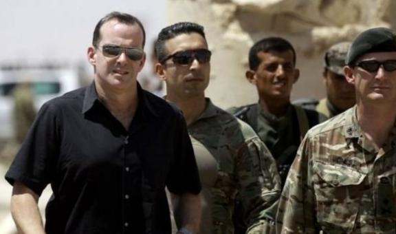 ترامب، يشدد على ضرورة مغادرة قوات بلاده للأراضي السورية.