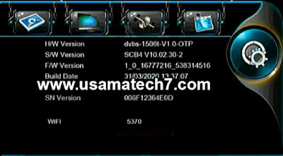 1506t SCB4 Receiver 4MB New Software Download