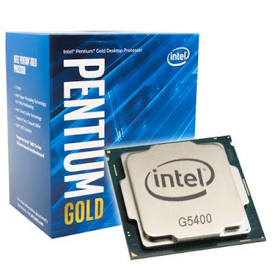 Gambaran Umum Intel Pentium Gold