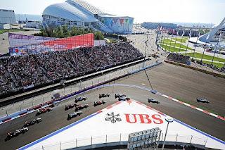 Formula 1 Russia tips