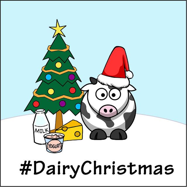 #DairyChristmas