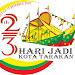 Logo HUT Ke-23 Kota Tarakan