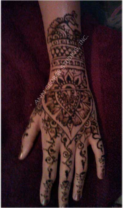 Traditional Henna Tattoo: Henna Blog, Henna Tattoo Blog For Spirit Vision Henna
