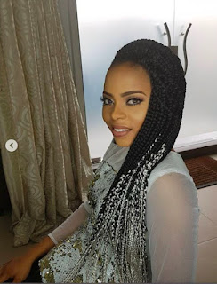 Chidinma new look