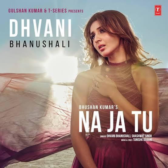 Na Ja Tu Love Song Lyrics, Sung By Dhvani Bhanushali.
