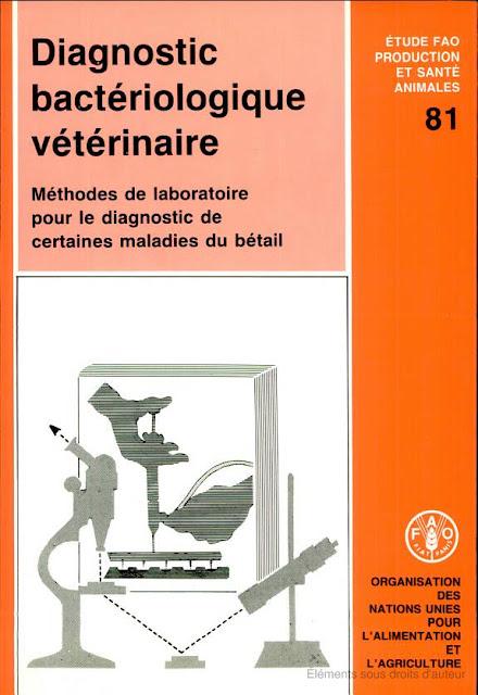 Diagnostic bactériologique vétérinaire - WWW.VETBOOKSTORE.COM