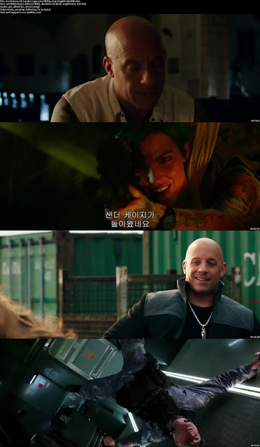 xXx Return Of Xander Cage 2017 HDRip 720p English